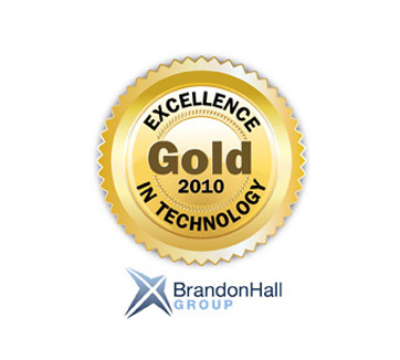 Brandon Hall Learning Technology Award logo