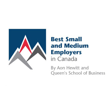 Best Small and Medium Employers logo
