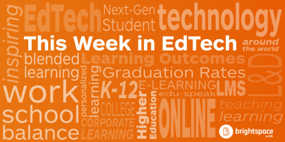 This Week in EdTech - Nov. 13, 2015 Thumbnail