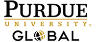 Purdue Global - Offers a Bright Future Logo
