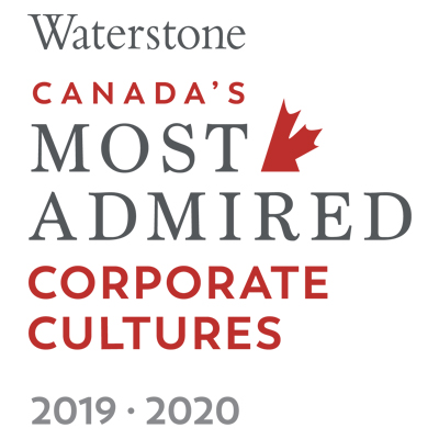 Canada's Most Admired Corporate Cultures logo