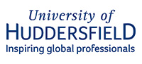 The University of Huddersfield Logo