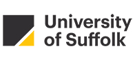 The University of Suffolk Logo