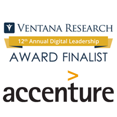 Ventana Research Digital Leadership Awards logo