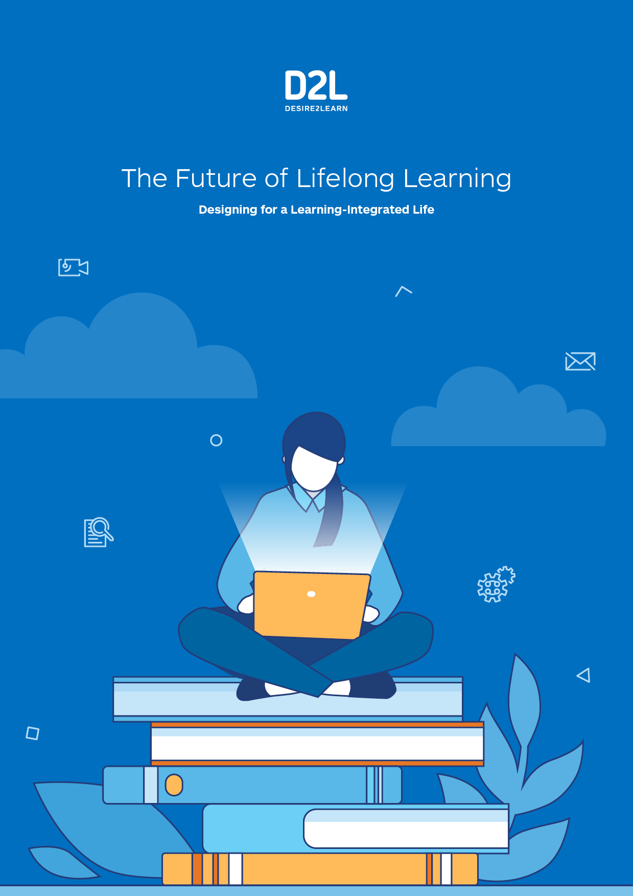 The Future of Work and Learning Title Page