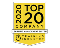 Training Industry Award Logo