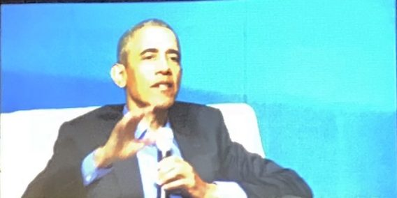 ATD 2018: Barack Obama on Values, Being Inclusive, and the Future featured image