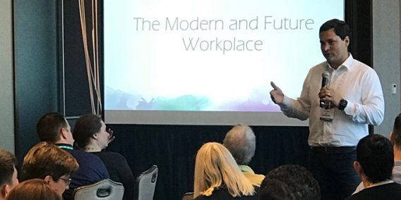 Fusion 2018: Learning Learner-Centric for the Future of Work featured image